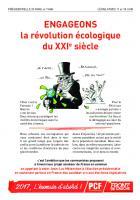 Engageons la révolution écologique du XXIe siècle